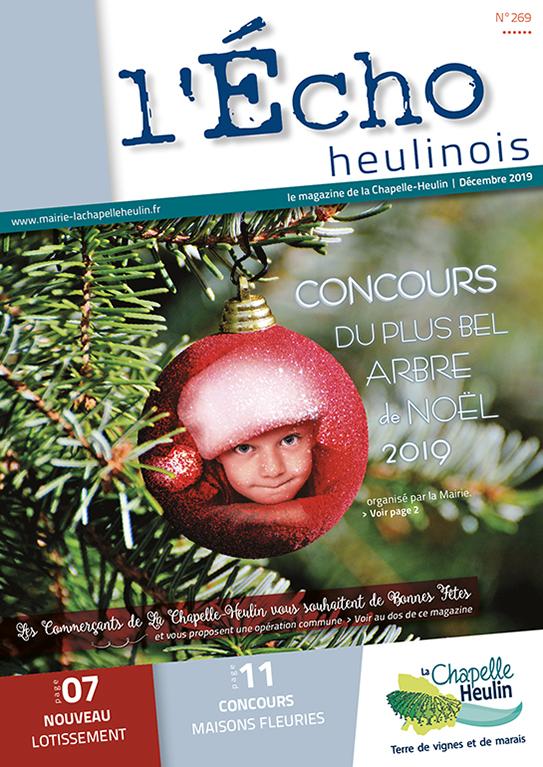 L'Écho Heulinois – Décembre 2019